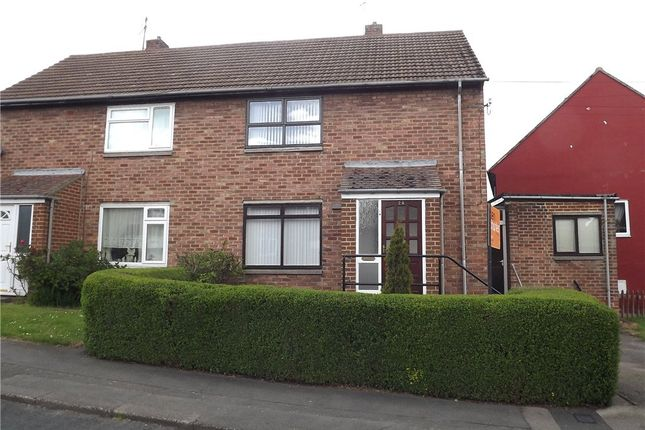 2 bed semi-detached house for sale in Lund Avenue, Framwellgate Moor, Durham DH1