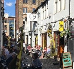 Thumbnail Restaurant/cafe for sale in Glasgow, Strathclyde