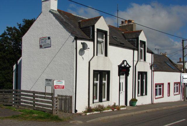 Thumbnail Semi-detached house for sale in Ashbank & Ashbank House, Main Street, Lochans