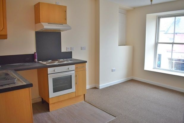 Thumbnail Flat to rent in Dimond Street, Pembroke Dock