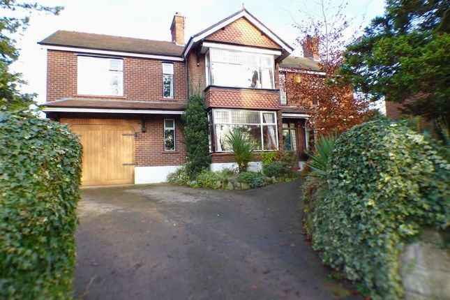 Thumbnail Detached house for sale in Colley Lane, Sandbach