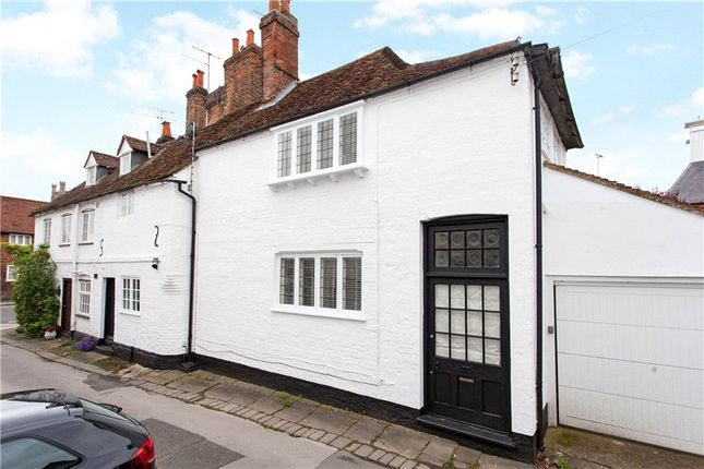 Thumbnail End terrace house for sale in Wharfe Lane, Henley-On-Thames, Oxfordshire