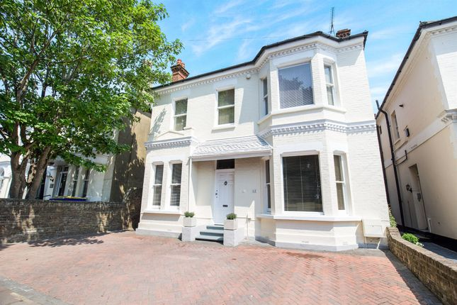 Thumbnail Detached house for sale in Winchester Road, Worthing