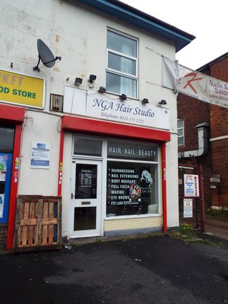 Thumbnail Retail premises to let in 18 Holyhead Road, Birmingham