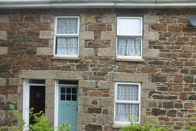 2 bed terraced house to rent in Falmouth Road, Redruth TR15