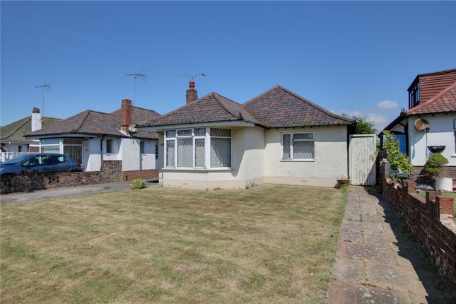 Thumbnail 3 bed bungalow for sale in Goring Way, Goring-By-Sea, Worthing, West Sussex