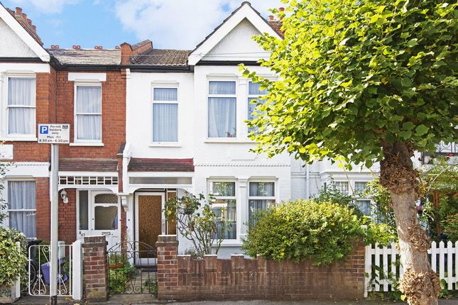Thumbnail Terraced house for sale in Edna Road, London