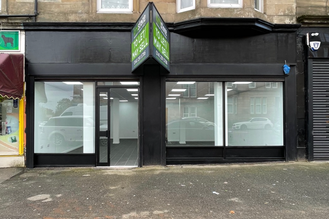 Thumbnail Restaurant/cafe to let in Maxwell Road, Glasgow