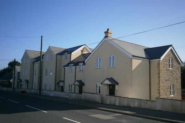 Thumbnail Block of flats for sale in Hillside Court, St Austel