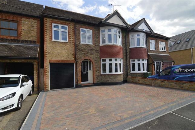 Thumbnail Semi-detached house for sale in Fobbing Road, Corringham, Essex