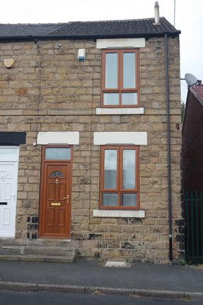 Thumbnail End terrace house to rent in Crossgate, Mexborough