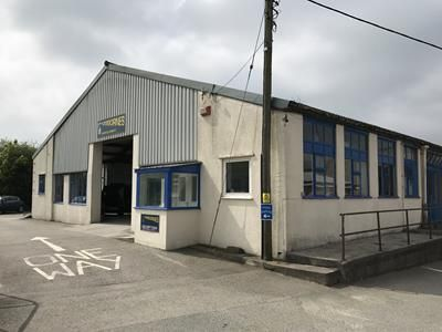 Thumbnail Light industrial to let in Workshop, Greenbank Road, Devoran, Truro, Cornwall
