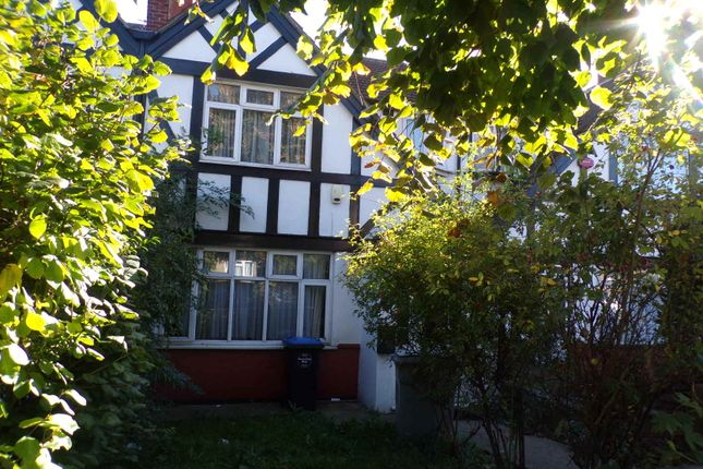 Thumbnail Terraced house for sale in Woodstock Road, Wembley