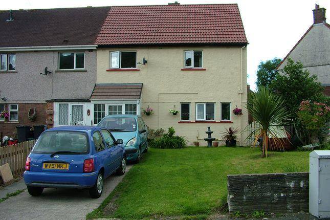 Thumbnail Semi-detached house to rent in Birch Road, Baglan