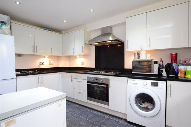 Thumbnail Town house for sale in Tagalie Square, Worthing, West Sussex