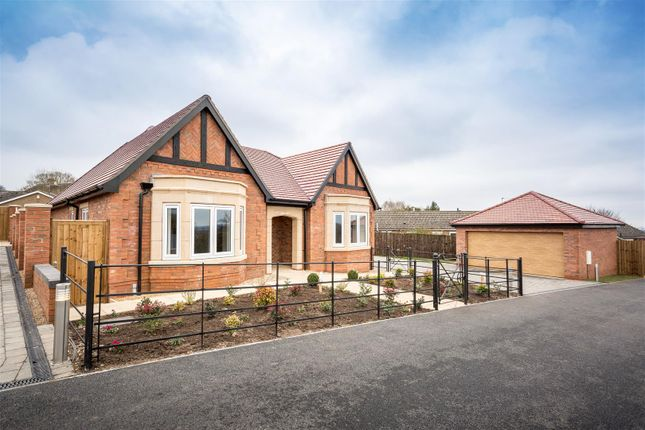 Thumbnail Detached bungalow for sale in Church Road, Quarndon Village, Derby