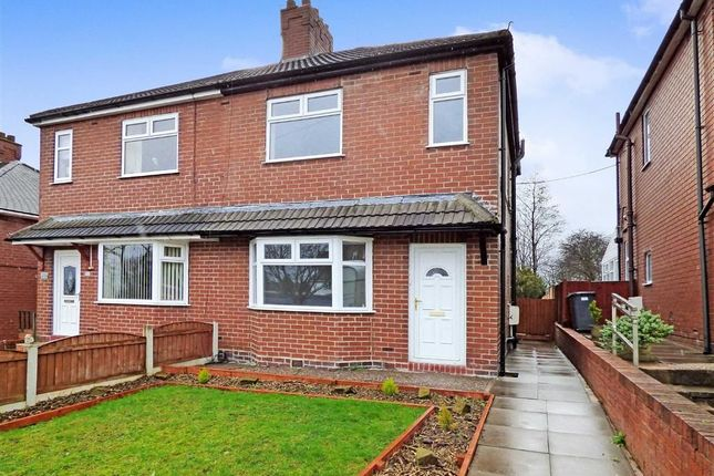 Thumbnail Semi-detached house to rent in Crackley Bank, Chesterton, Newcastle-Under-Lyme