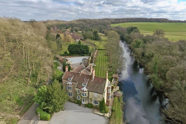 Thumbnail Detached house for sale in Abbey Road, Knaresborough, North Yorkshire