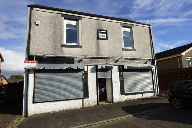 Thumbnail Commercial property for sale in Broomhill Road, Bonnybridge, Falkirk