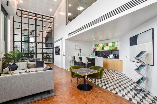 Residents Lounge of 11 Maritime Street, London SE16
