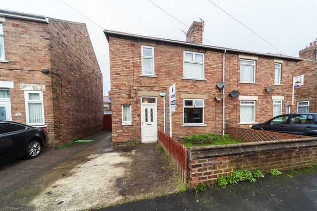 Thumbnail Flat to rent in Lily Avenue, Bedlington