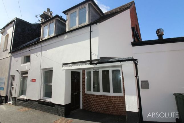 Thumbnail Semi-detached house to rent in Strand Hill, Dawlish
