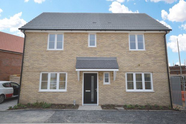 Thumbnail Property to rent in Bennett Way, Sawston