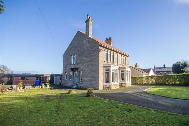Thumbnail Detached house for sale in Brewery Road, Wooler, Northumberland