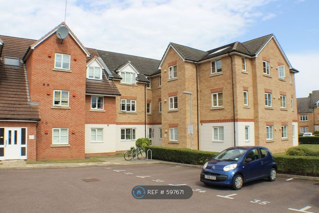 Thumbnail Flat to rent in Monarch Way, Leighton Buzzard