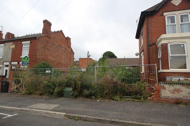 Thumbnail Land for sale in May Street, Ilkeston