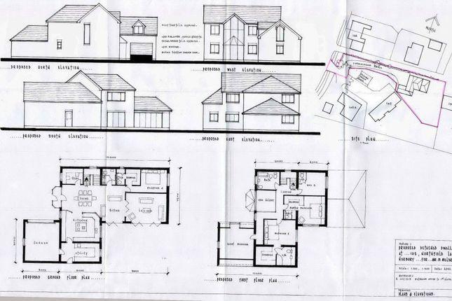 Thumbnail Land for sale in Northfield Lane, Horbury, Wakefield