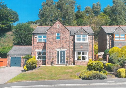Thumbnail Detached house for sale in Millbrook Close, Shaw, Oldham