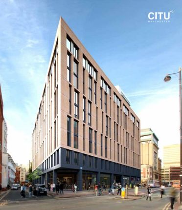 Thumbnail Flat for sale in Tib Street, Manchester