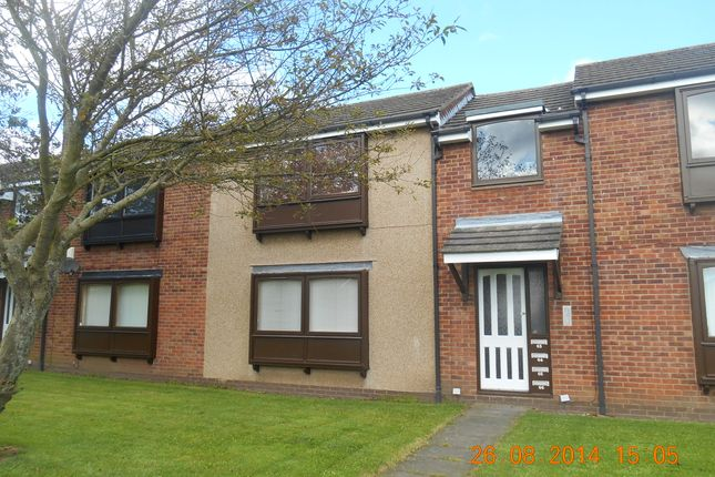Thumbnail Studio to rent in Bradley Close, Ouston, Chester Le Street