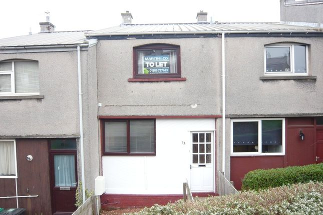 Thumbnail Terraced house to rent in Forth View, Inverkeithing