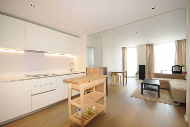 Thumbnail Flat to rent in 1805 South Bank Tower, London
