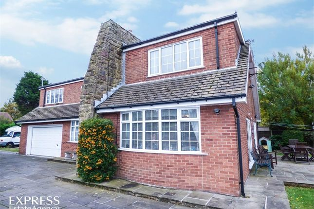 Thumbnail Detached house for sale in Woodland Avenue, Thornton-Cleveleys, Lancashire