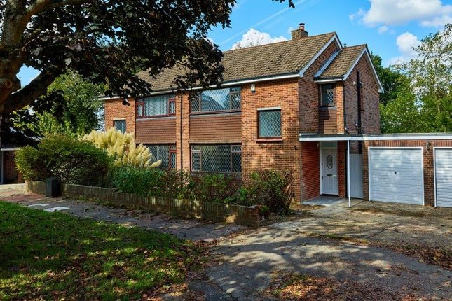 Thumbnail Semi-detached house for sale in Shirley Gardens, Rusthall, Tunbridge Wells