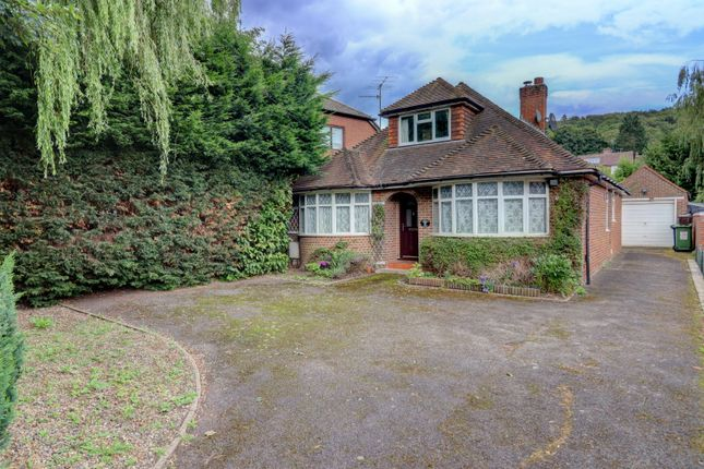 Thumbnail Bungalow for sale in Valley Road, Hughenden Valley, High Wycombe