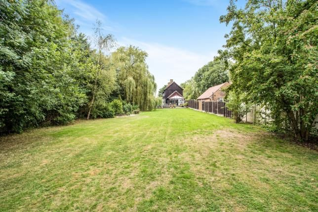 Thumbnail Land for sale in Swedish Cottages, Westwick Row, Hemel Hempstead, Hertfordshire