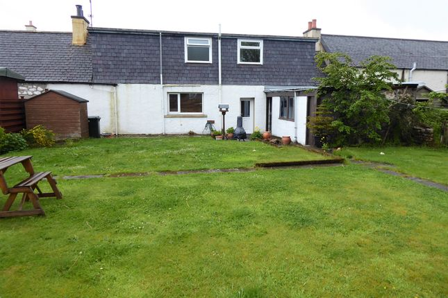 Thumbnail Terraced house for sale in Maxwell Street, Fochabers