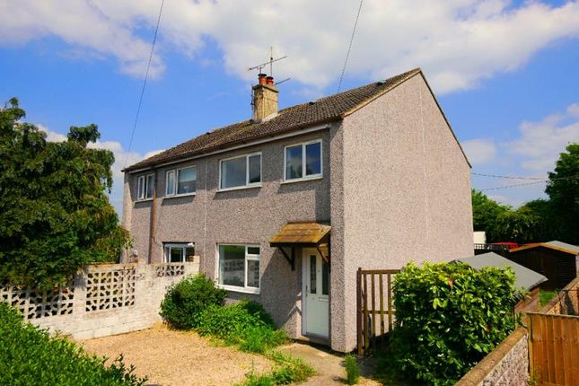 Thumbnail Semi-detached house to rent in Burcombe, Woodmancote, Cirencester