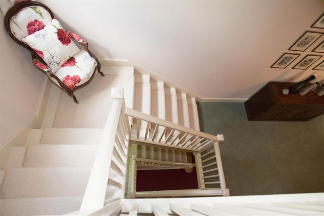Staircase of Coughton Fields Lane, Coughton, Alcester B49