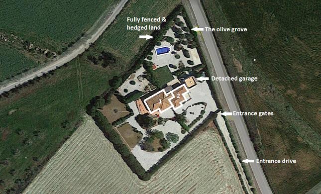5 bed villa for sale in El Curato, Almogía, Málaga, Andalusia, Spain
