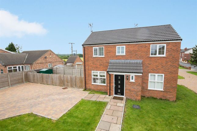 Thumbnail 3 bed detached house for sale in Queens Court, Methley, Leeds