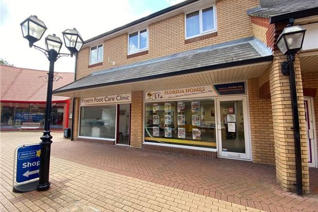 Thumbnail Retail premises to let in Unit 6 The Mall, Winchester Road, Chandler's Ford, Eastleigh, Hampshire
