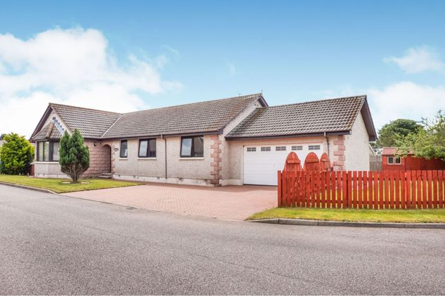 Thumbnail Detached bungalow for sale in Broom Walk, Findhorn, Forres