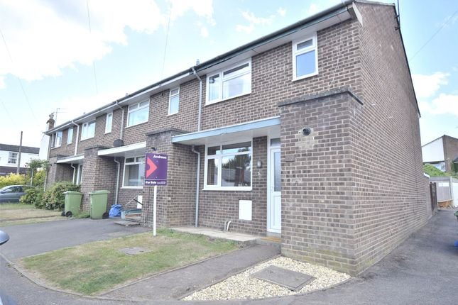 Thumbnail End terrace house for sale in School Road, Charlton Kings, Cheltenham, Gloucestershire