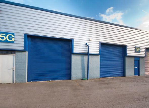 Thumbnail Light industrial to let in Henley Road, London