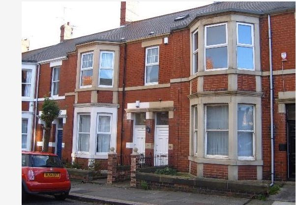 Thumbnail Terraced house to rent in 37 Devonshire Place, Jesmond, Jesmond